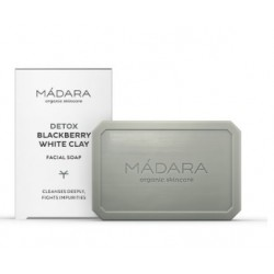 MADARA FACE WH CLAY&BLACKB CLAR FACE SOAP 70 ml