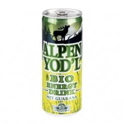 HOLDERHOF Alpen Yodl Energy Drink Bio Ds 250 ml