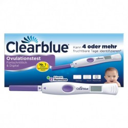 CLEARBLUE Digital Ovulationstest 10 Stk