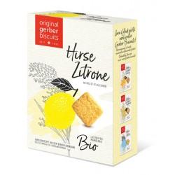 GERBER Hirse Zitrone Biscuits Bio 160 g