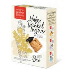 GERBER Hafer Dinkel Biscuits Ingwer Bio 160 g