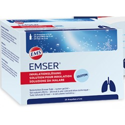 EMSER Inhalationslösung 60 Amp 5 ml