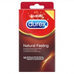 DUREX Natural Feeling Präservativ 10 Stk