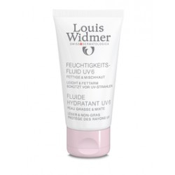 WIDMER SOIN FLUIDE HYDRATANT UV6 PARF 50 ML