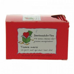 HERBORISTERIA Dankeschön-Tee Portionenbtl 20 Stk