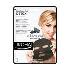 IROHA Detox Tissue Face Mask