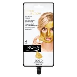 IROHA Gold Peel Off Mask 25 ml