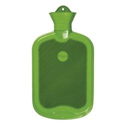 SÄNGER Wärmflasche 2l Lamelle 1seitig grün