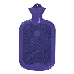 SÄNGER Wärmflasche 2l Lamelle 1seitig flieder