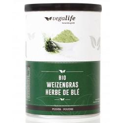 VEGALIFE Weizengras Pulver Ds 125 g