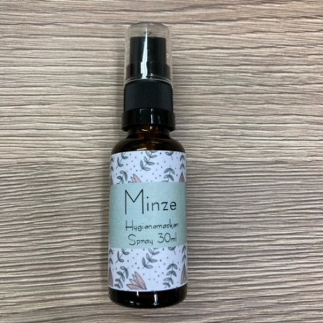 Hygienemaskenspray Minze 30ml