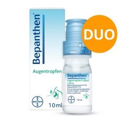 BEPANTHEN Augentropfen 2 Fl 10 ml