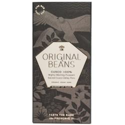 ORIGINAL BEANS Cusco Chuncho Schokol dunk Bio 70 g