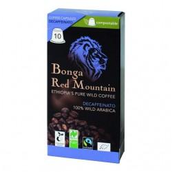 ORIG FOOD Bonga Red Mountain Kaps Decaf 10 Stk