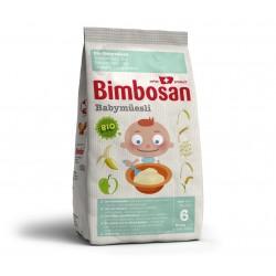 BIMBOSAN Bio-Babymüesli ohne Zucker 6M 500 g