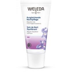 WELEDA Iris Nachtpflege erfrischend 30 ml