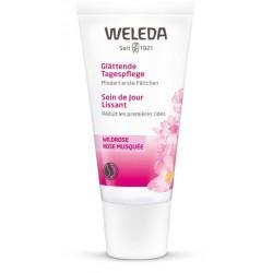 WELEDA Wildrose Tagespflege glättend 30 ml