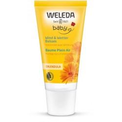 WELEDA BABY Calendula Wind Wetterbalsam 30 ml