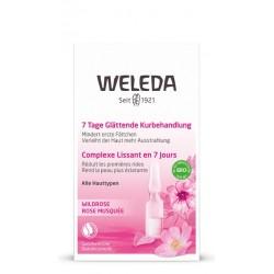 WELEDA Wildrose 7 Tage Kurbehandlung 7 x 0.8 ml