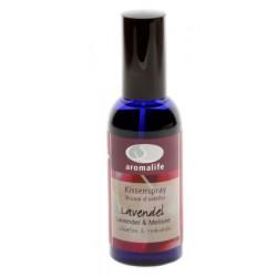 AROMALIFE Kissenspray Lavendel & Melisse 100 ml
