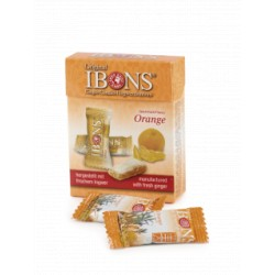 PINIOL Ingwer Bonbon Orange Box 60 g