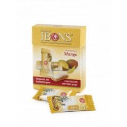 IBONS Ingwer Bonbon Mango Box 60 g