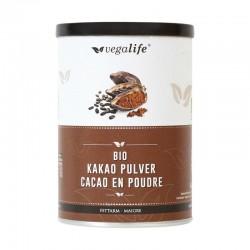 VEGALIFE Kakao Pulver fettarm Ds 125 g