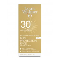 WIDMER Sun Protection Face 30 Unparf 50 ml