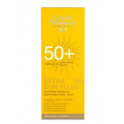 WIDMER Extr Sun Fluid Body 50+Unparf 100 ml