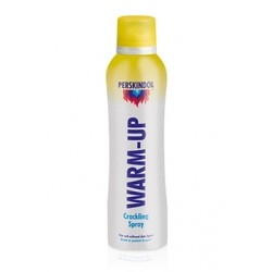 PERSKINDOL Warm-up Crackling Spray 250 ml